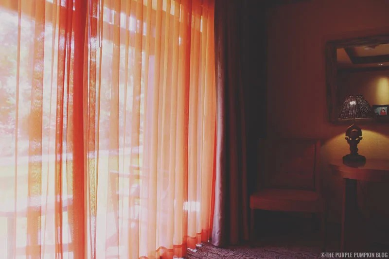 Poly Room Curtains