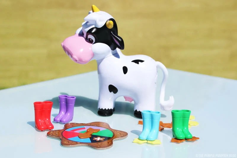 Gassy the Cow Game