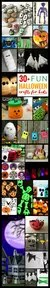 photograph relating to Halloween Crafts for Kids+free Printable referred to as 30+ Enjoyment Halloween Crafts For Children