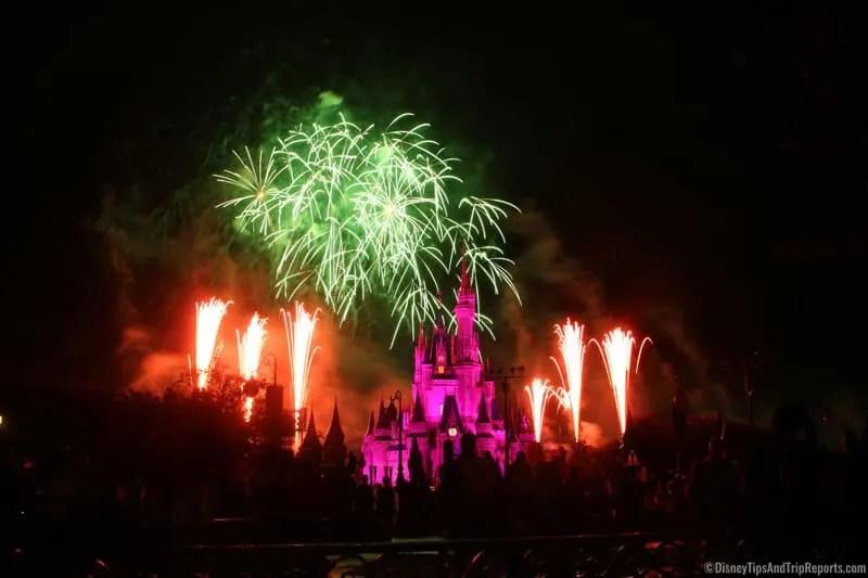 HalloWishes at Magic Kingdom