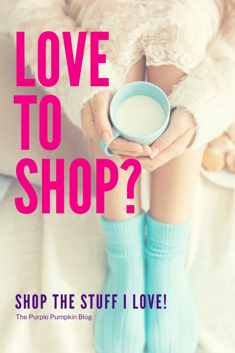 Love to shop? Shop the stuff that I love!