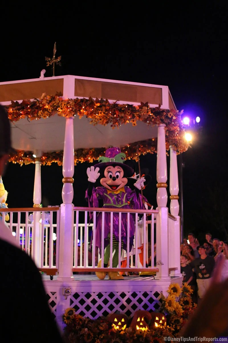 Mickey's Boo To You! Halloween Parade