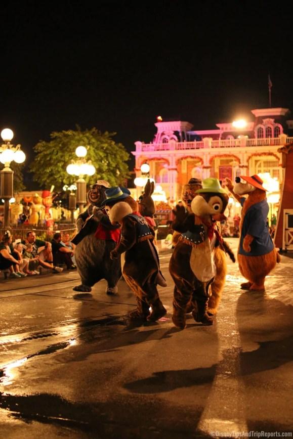Mickey's Boo To You Halloween Parade