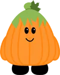 Cute Pumpkin by The Purple Pumpkin Blog