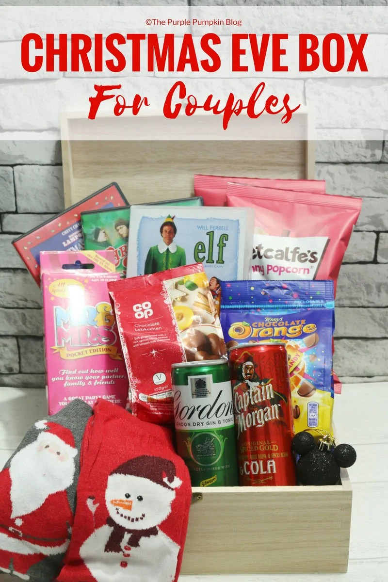 Christmas Eve Box For Couples