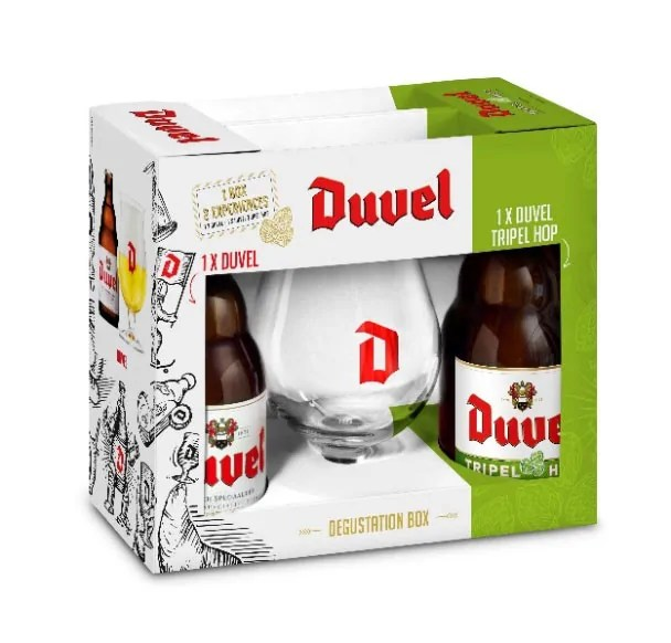 Duvel's Devilish Duet New Gift Pack