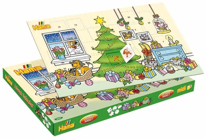 Hamma Beads Advent Calendar