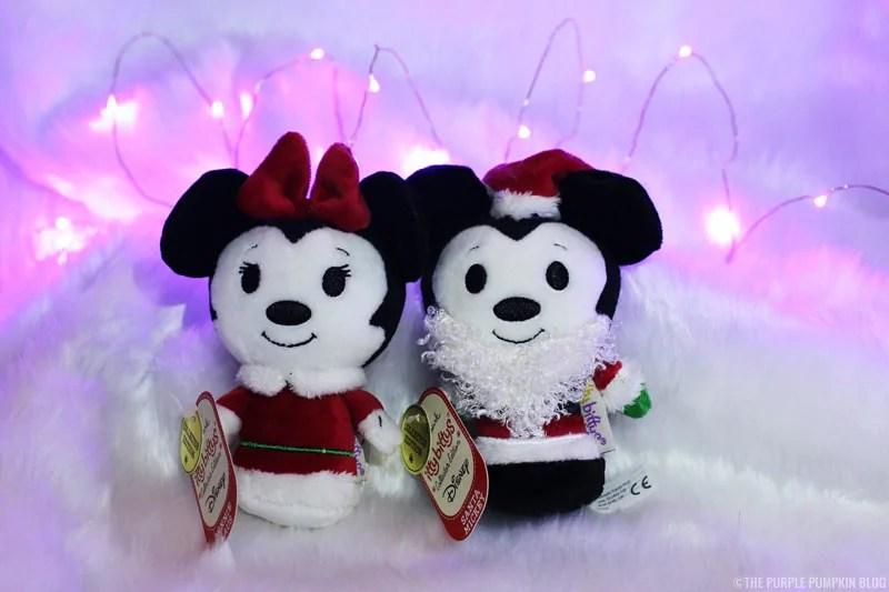 Mickey & Minnie Itty Bittys