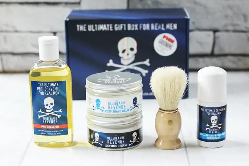 The Bluebeards Shaving Kits