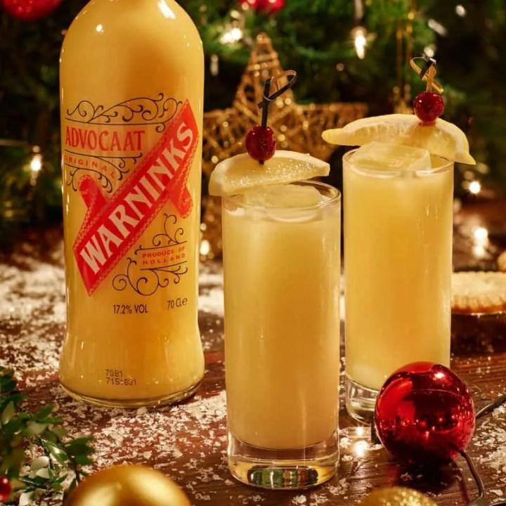 Classic Snowball Drink
