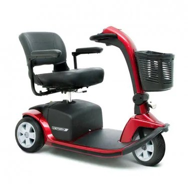 Standard Mobility Scooter (up to 325lbs / 23 stone)