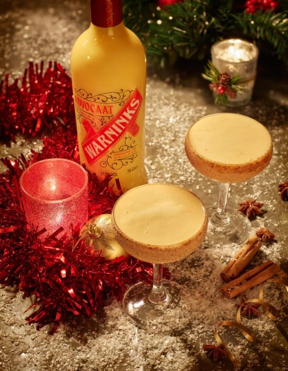 Saint Nick Cocktail