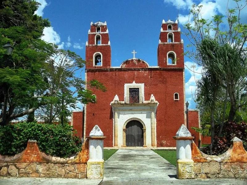 Church - Temax, Mexico