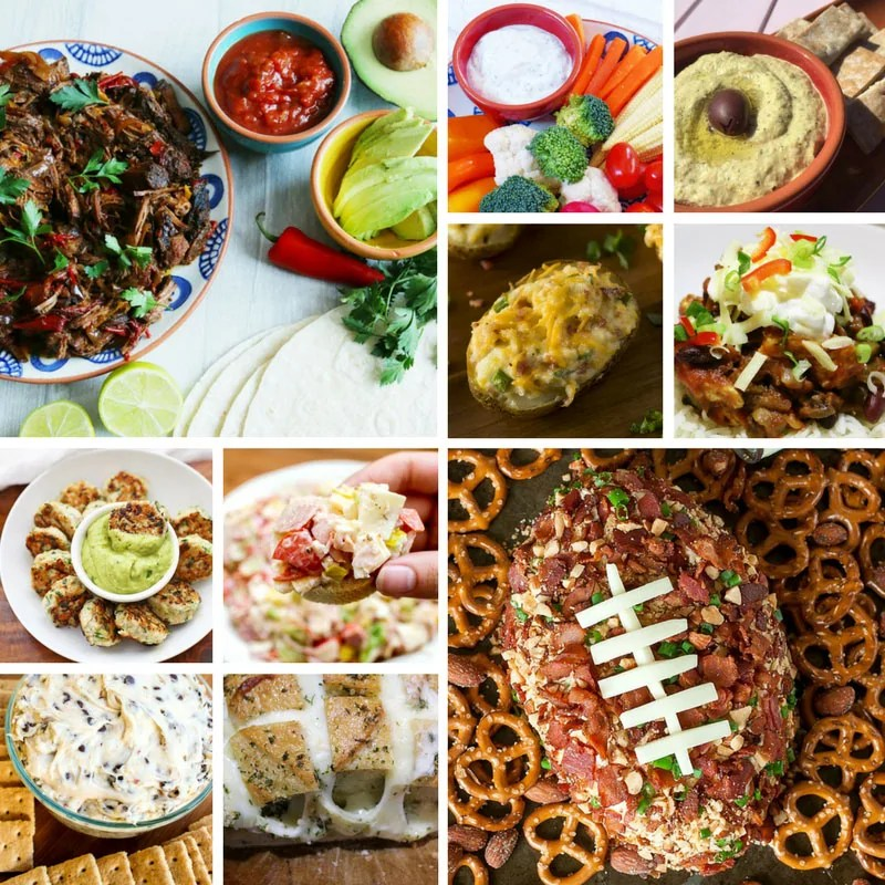 Delicious Game Day Recipes