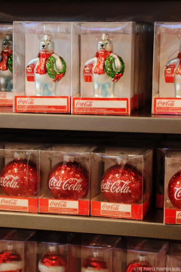 Disney Springs - Coca-Cola Shop
