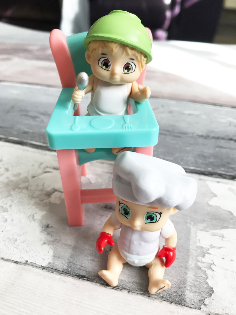 BABY Secrets High Chair Set