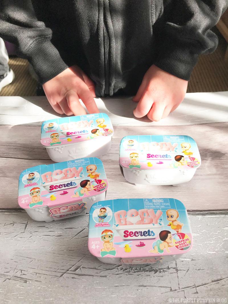 BABY Secrets Surprise Single Packs