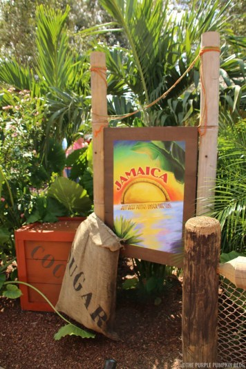 Epcot Food & Wine Festival - Islands of the Caribbean
