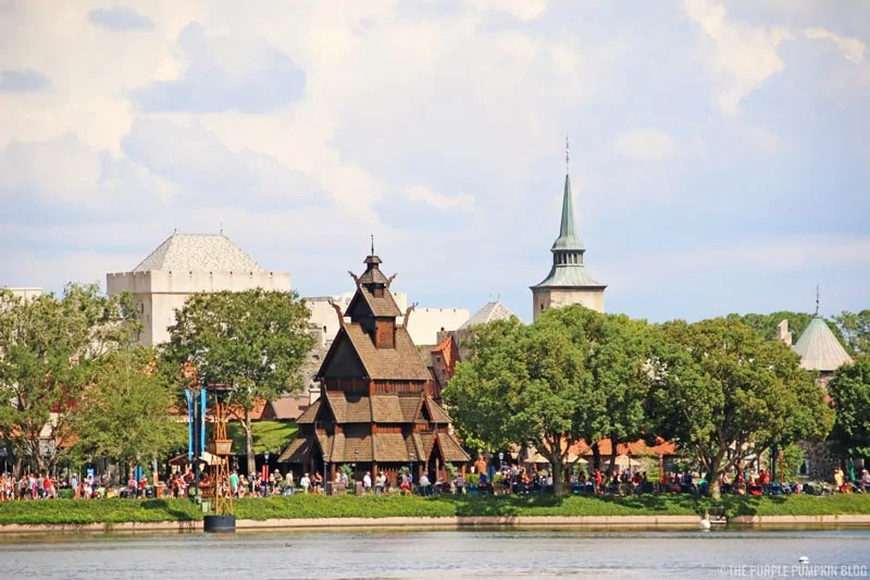 Norway Pavilion - Epcot World Showcase