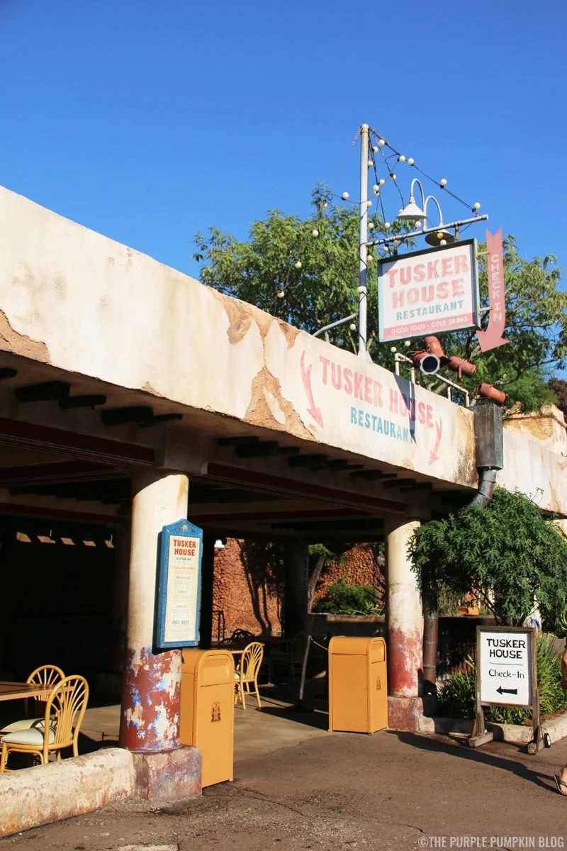Tusker House - Animal Kingdom