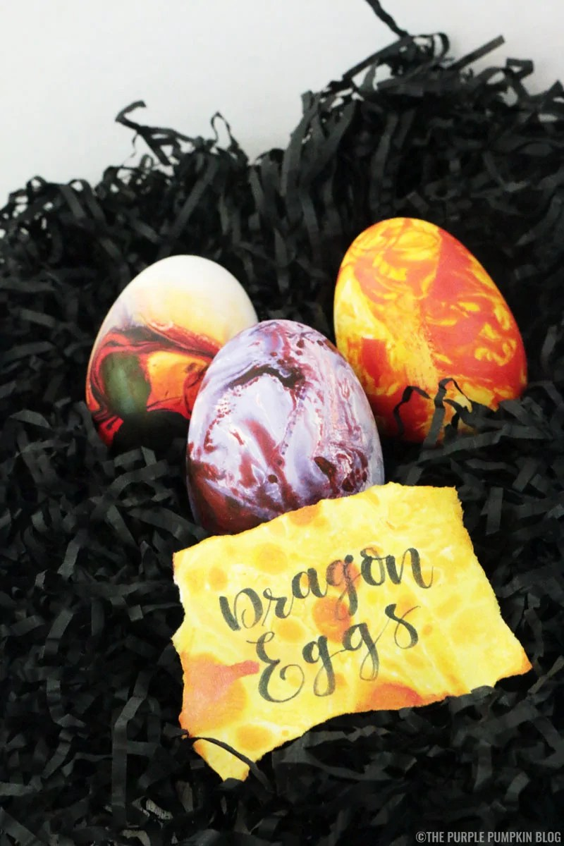 marbled dragon eggs