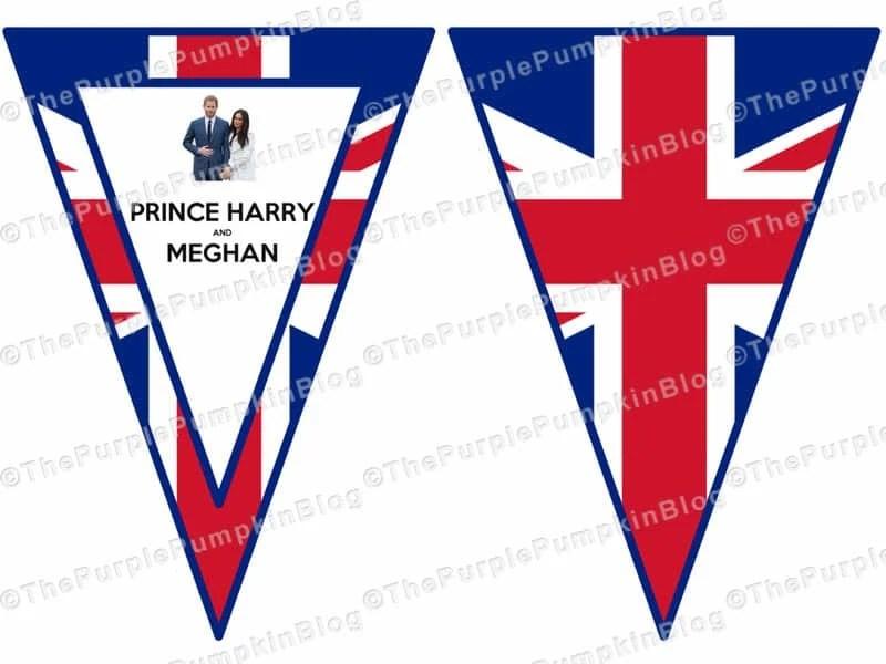 Royal Wedding Bunting