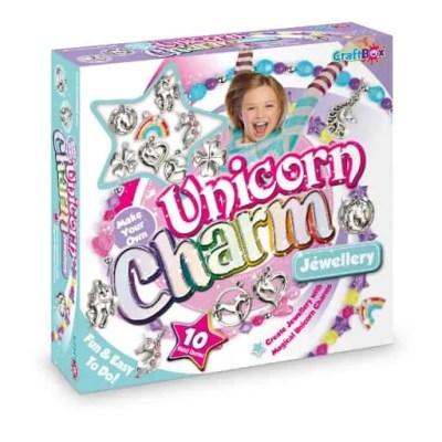 Unicorn Charm Jewellery Set
