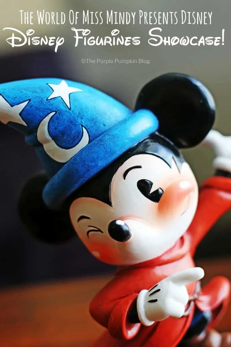 Disney Figurines Showcase - The World Of Miss Mindy Presents Disney