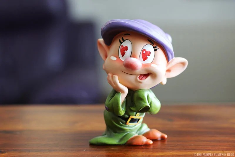 Dopey Figurine - Miss Mindy x Disney