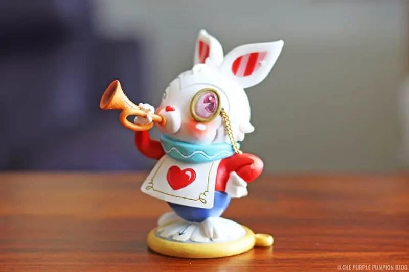 White Rabbit Figurine - Miss Mindy x Disney