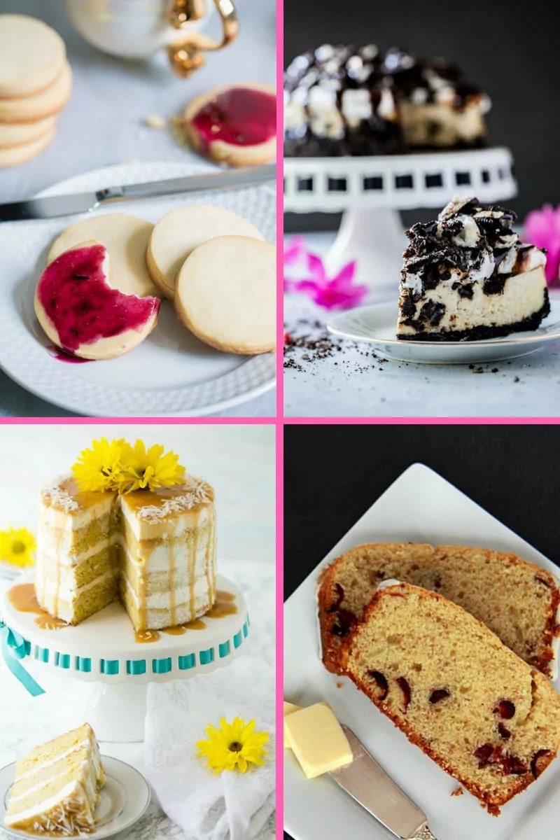 25+ Scrumptious Afternoon Tea Recipes... What is there not to love about #AfternoonTea? Dainty finger sandwiches, scrumptious cakes, crumbly biscuits, and scones with lashings of clotted cream and jam? Not forgetting a hot pot of tea, or a glass of fizz if you're feeling fancy! You'll find so many delicious #AfternoonTeaRecipes on this blog!