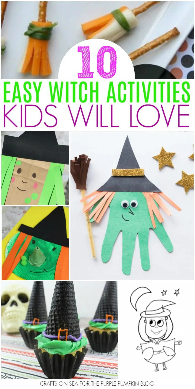 10 Easy Witch Activities Kids Will Love