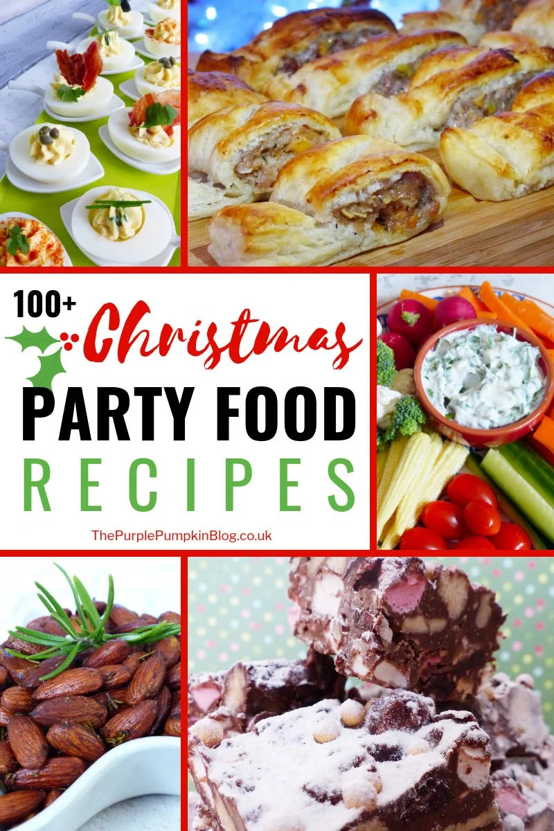 100 Christmas Party Food Recipes