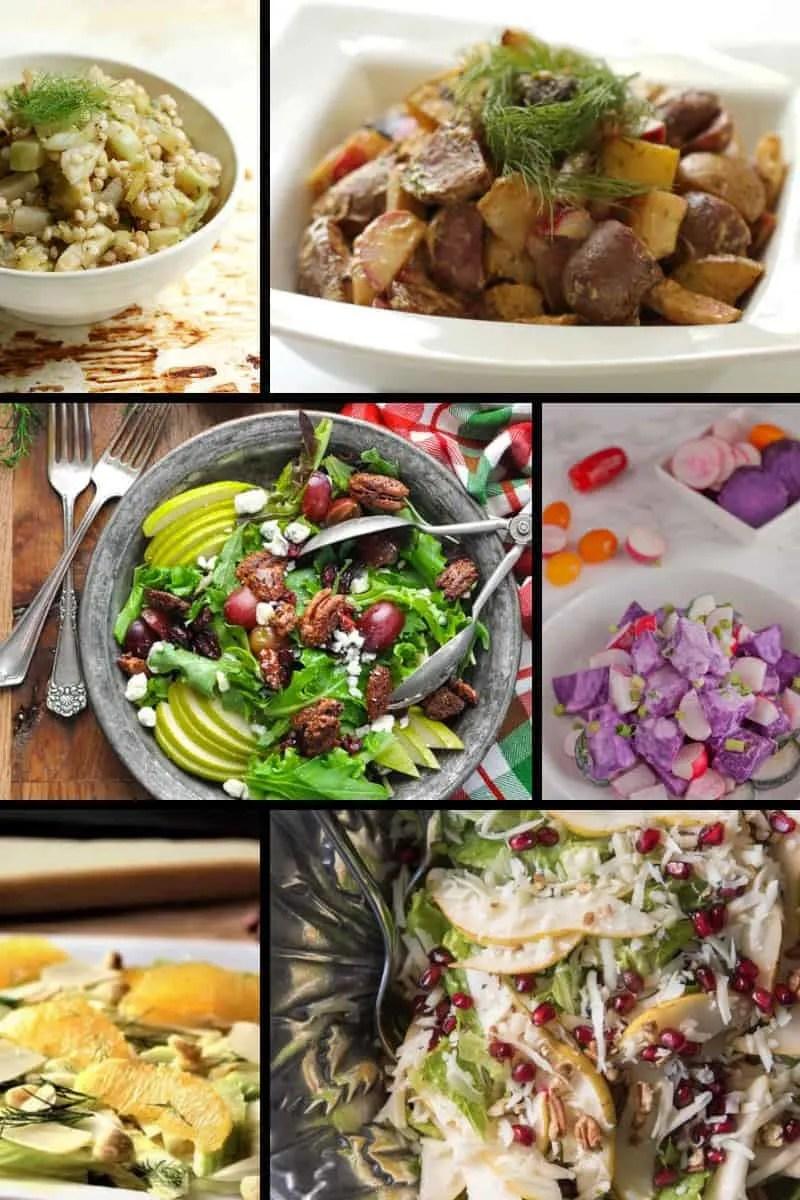 Christmas Side Salads