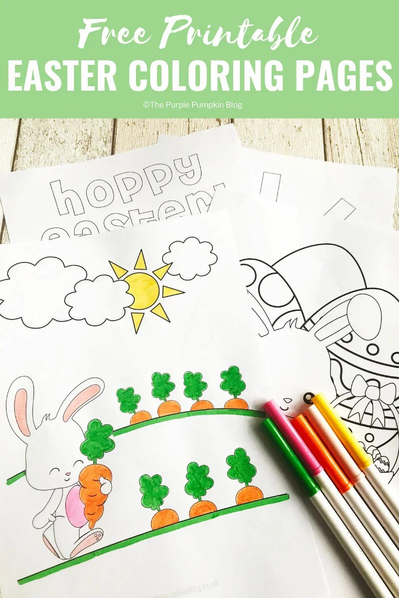 image relating to Free Printable Easter Bunny Coloring Pages titled Cost-free Printable Easter Bunny Coloring Webpages
