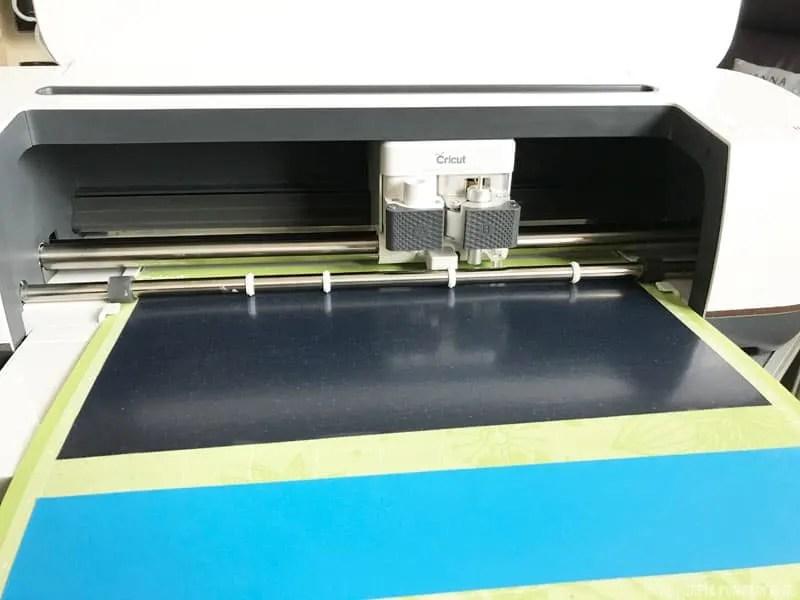 Cricut Maker Cutting Iron-On