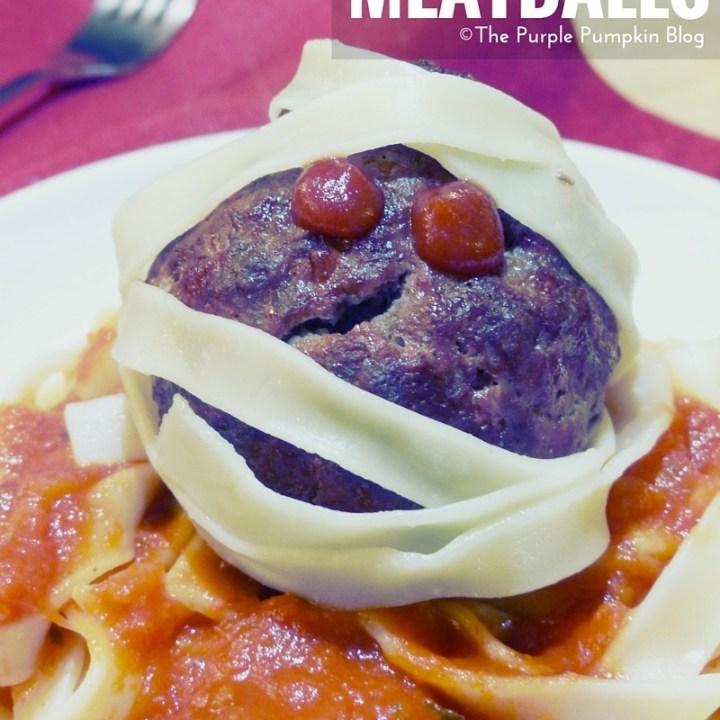 Mummy Meatballs