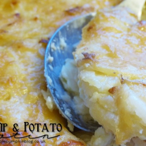 Parsnip & Potato Gratin