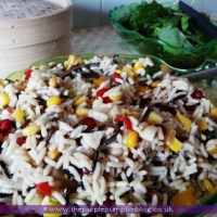 Tropical Island Rice