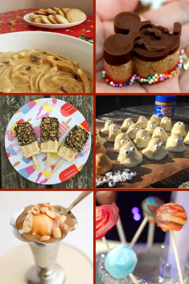 Peanut Butter Dessert Recipes
