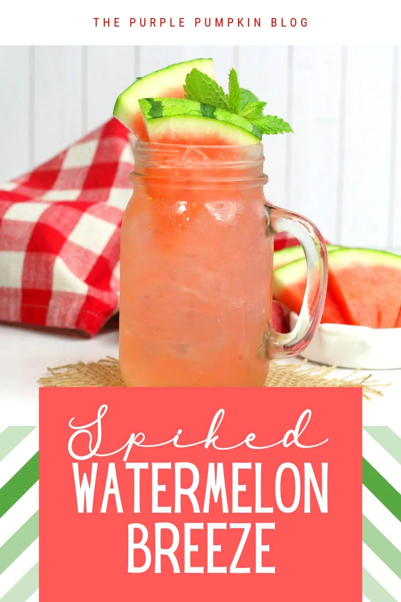 Spiked Watermelon Breeze