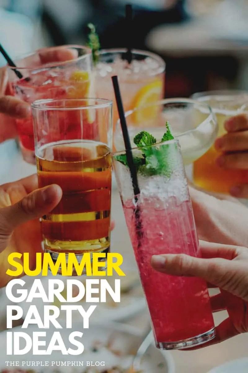 Summer Garden Party Ideas