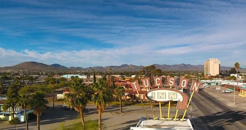 Tucson Inn, Arizona