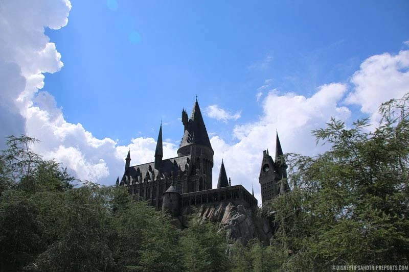 Hogwarts Castle at Islands of Adventure