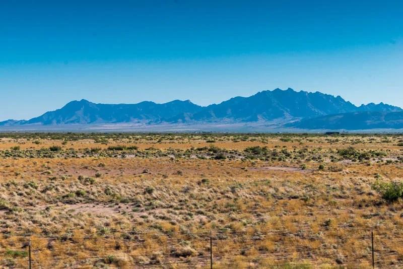 Mountains of Tucson Arizona