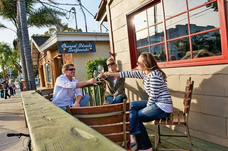 The Funk Zone - Santa Barbara