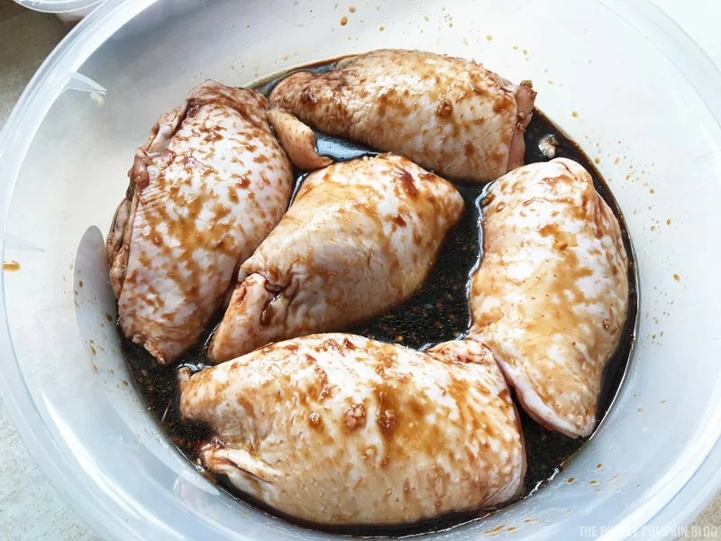 Chicken in Marinade