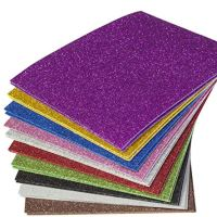 Craft Glitter Foam Sheets