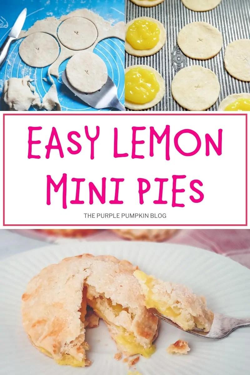 Easy Lemon Mini Pies