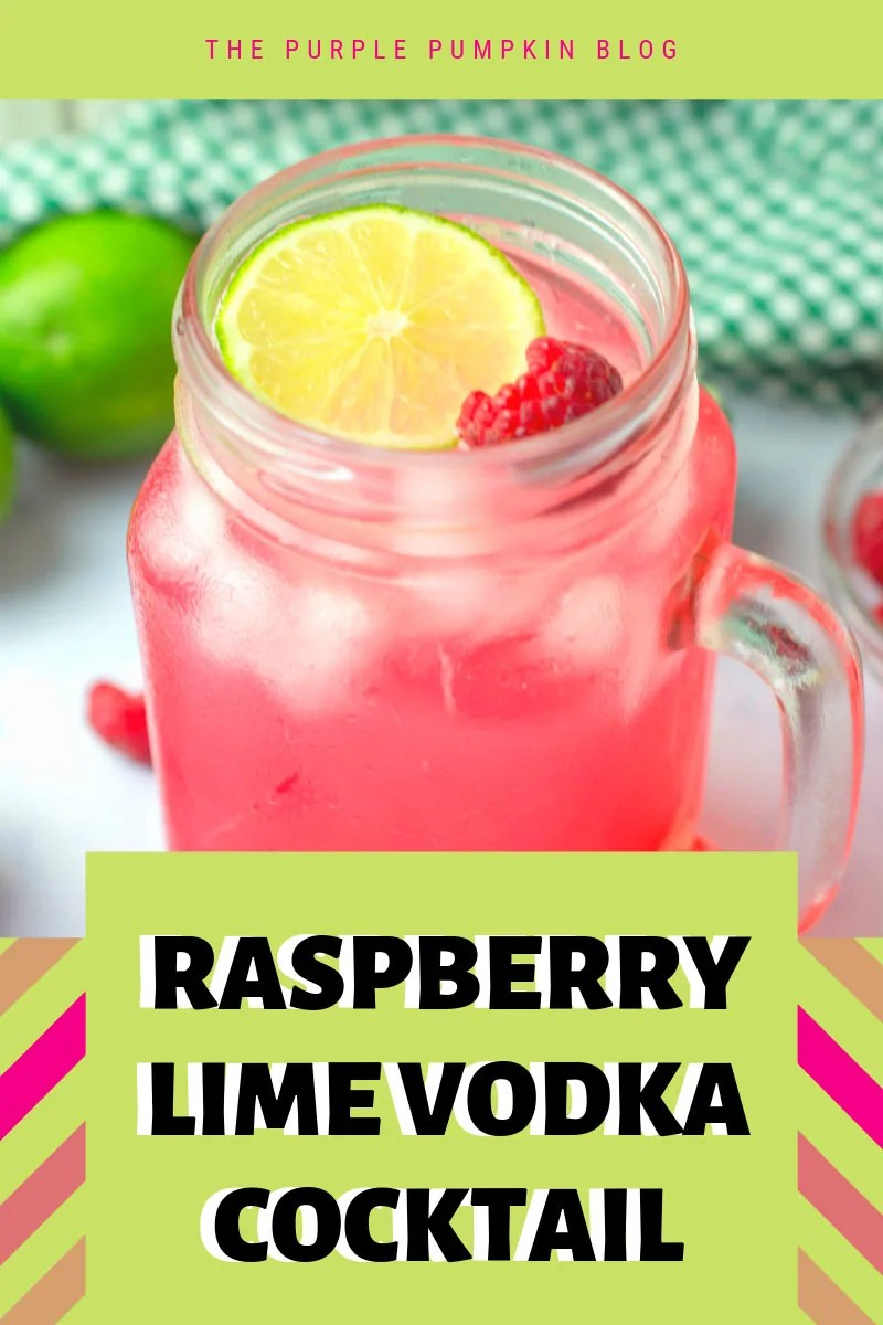 Raspberry-Lime-Vodka-Cocktail